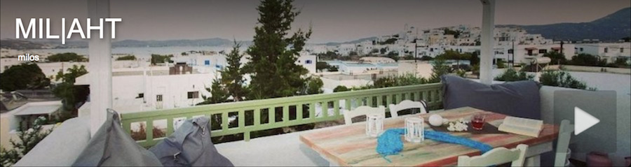MILOS suites maisonette studio bungalow vacanze estive grecia